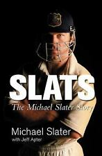 Slats - the Michael Slater Story-ExLibrary