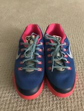newest collection 25942 22e3e Nike Kobe IX 9 (GS) Blue and Pink Size 6Y