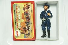 """Comansi of The Wild West Hand Painted 7"""" Action Figure General Grant"""