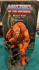 Pop Culture Shock He-Man Masters Of The Universe MOTU Excl. Beast Man Statue PCS