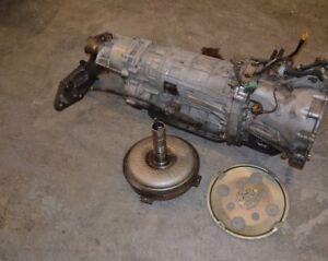 05 Subaru Legacy GT Automatic Transmission Auto Gearbox 2005