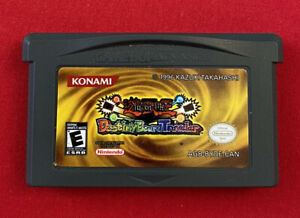 Yu-Gi-Oh! Destiny Board Traveler Cart Only Nintendo Game Boy Advance US Version