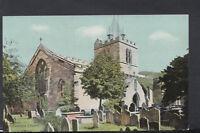 Wales Postcard - Hawarden Church   RS9442