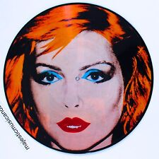 ANDY WARHOL ART PICTURE DISC VINYL BLONDIE LP GRAIL EX RARE