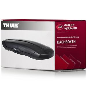 THULE Motion XT XL schwarz/glänzend 75 kg - Gepäckbox neu