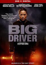 Big Driver (DVD, 2015) Stephen King
