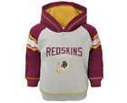 Outerstuff NFL Infants Washington Redskins Classic Stripe French Terry Hoodie