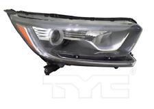 TYC Right Side Halogen Headlight For Honda CR-V LX/EX/EX-L 2017-2019 Models