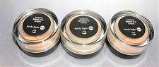 3X BAREMINERALS SPF15 Original Foundation N10 FAIRLY LIGHT Seal Mini .01oz/.3 g
