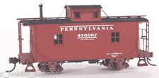 PENNSYLVANIA RR BOBBER CABOOSE KIT 514 , GREAT DETAILS