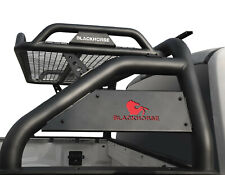 Black Horse Atlas Roll Bar Bed cargo sport Black Fits 2017-2020 Nissan Titan