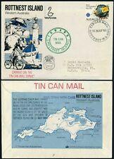 Australia 869 FDC.Michel 836. World Communication Year WCY-1983.Map.