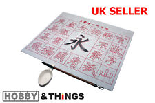 Chinese Calligraphy Writing Practice Kit - inkless no ink paper tracing set