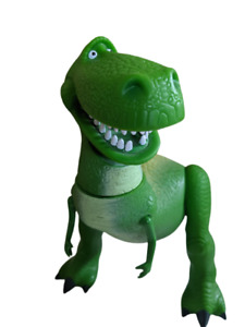 90's Toy Story Rex Dinosaur Figure, Thinkway Toys, Full Movie Size Replica Toy.