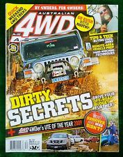 AUSTRALIAN 4WD ACTION NUMBER 133 - TIPS, TRICKS, TECH FOR OFFROAD, HAND WINCHING