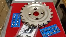 MFPN45250R20T KYOCERA 250MM 20 TOOTH MILLING CUTTER W/20 INSERTS KIT