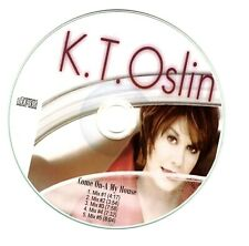 K.T. Oslin Come On-A My House 5 Trk Dance House KT REMIXES (2001, CD) LIKE NEW