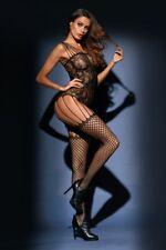 Bodystocking TUTINA INTIMO DONNA SEXY LINGERIE HOT TUTA A RETE 152 ---