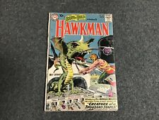 Brave and Bold #34 Hawkman Silver Age 1961