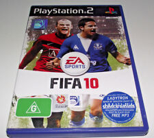 FIFA 10 PS2 PAL *Complete*
