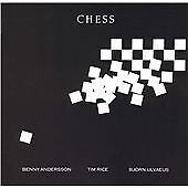 Benny Andersson - Chess [Original Cast Recording] (1996) New & Sealed