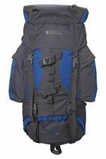 Mountain Warehouse Tor 65L Spacious Rucksack - Ladderlock Back Travel Backpack