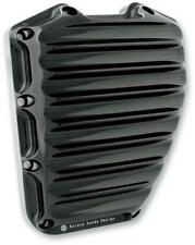 Roland Sands Design Nostalgia Cam Cover Black Anodized 0177-2001-B