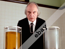 PHANTASM THE TALL MAN ANGUS SCRIMM with Embalming fluid 8X10 PHOTO #628