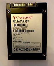 Transcend TS128GSSD25S-M 128 GB SATA-2 2.5 MLC SSD