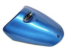 Original SYM Super Fancy Carenado delantero met. Azul nuevo ET: 6430B-E60-000-CL