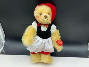 Hermann Teddy Bear 10 3/16in Limited Auflage. Top Condition