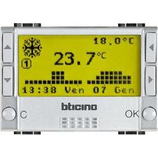 BTICINO LIGHT TECH SCS CENTRALE TERMOREGOLAZIONE 4 ZONE  NT4695