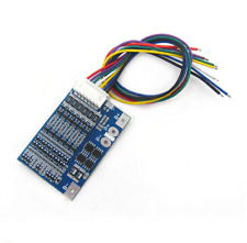 6 S 22.2V 8A 18650 Li-ion Lithium Battery BMS Protection PCB Board With Balance