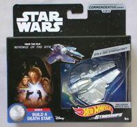 Star Wars Hot Wheels Commemorative ANAKIN'S JEDI STARFIGHTER 3 OF 9