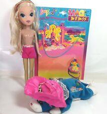 Lisa Frank doll plush cat soft toy Magic Memos dry erase board magnet Bulk