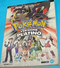 Pokemon Versione Platino - Guida Strategica Ufficiale - PAL