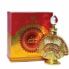 Kawthar por Swiss Arabian Turkish Rosas Oud Woody balsámico Aceite de Perfume 15ml
