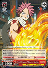 Weiss Schwarz Fire Dragon Slayer, Natsu - FT/EN-S02-T01 - TD Fairy Tail Ver. E T