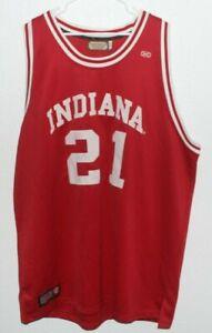 Indiana Basketball Jersey By Headmasters size 5x