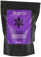 6 Packs of Montezumas Chocolate Organic Dark Drinking Chocolate 300g