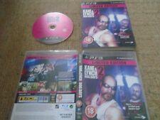 Kane & Lynch 2 Dog Days Edizione Limitata PS3 in buonissima condizione nominale 18