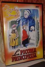 LA PICCOLA PRINCIPESSA dvd Shirley Temple, fuori catalogo, raro