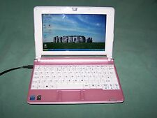 Upgraded Pink Acer Aspire One ZG5  a150 160GB HDD 1.5GB RAM, used item