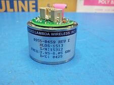 0955-0459 HP/Agilent MLOS-1513 NEW/UNUSED YIG OSCILLATOR 2.95 - 6.05 GHz