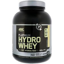 Platinum Hydro Whey, Velocity Vanilla, 3.5 lbs (1.59 kg)