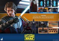 Deposit Hot Toys 1/6 TMS019 Star Wars Skywalker The Clone Wars Figure Presale