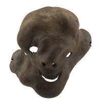 Maschera Nepal Fungo Sciamano Dankuta Ra Touchwood Arte Tharu 8605 W4