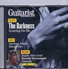 DARKNESS / JOHNNY HILAND Guitarist CD GIT287 2007