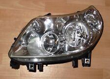 FIAT Ducato CITROËN Jumper Scheinwerfer links headlight left fanale 47110748 SX