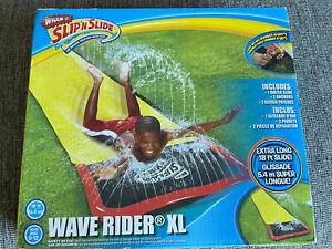 Wham-O Slip N Slide Wave Rider 18 Feet Inflatable XL Extra Long Pool Splash Zone